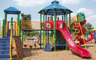 image of Rich Valley Complex playground